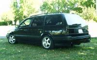 My 92 Passat wagon