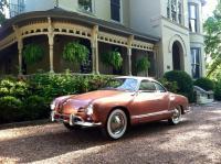 Lowlight Cognac coupe