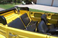 rear deck 1973 VW Thing