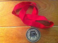Flanders Dub Push Medal