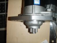 VW TDI Starter adpter to Diesel Vanagon Adapter