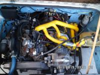 Scooby's engine