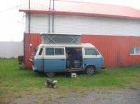 Sooby at Eric Ley's Garage