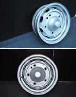 Fumagalli? Rarest VW Wheel Ever....