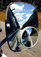 vw bus mirror