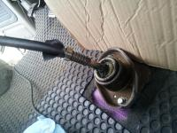 gearshift lever fix