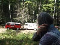 fall trip, visit w/Eustace Conway at Turtle Island Preserve