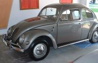 My 1957 VW with 13,000 Miles