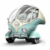 bus cartoon by shultz