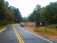 fall trip   N.C. Hwy 209