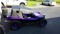 My Dune Buggy Soft High Top