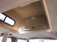 Highroof interior finish
