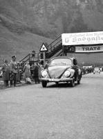 KDF wagen @ großglockner hill climb - austria 1938