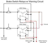 Brake Switch Relay
