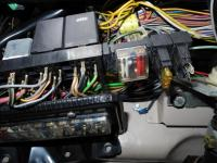 84 Westy Melted AC Fuse Panel