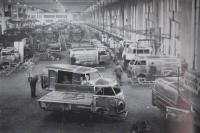 Barndoor production