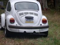 1974 Beetle