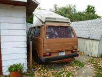 Westy one, getting it back on the road