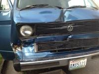 Vanagon Damage