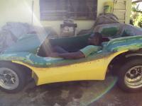 Manx buggy Virgin Islands