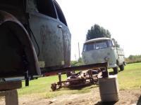 Raised the '55 Bug...