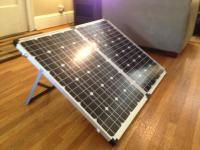 Folding Solar Panel Photos