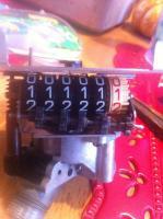 1974 Speedometer reset