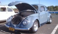 '64 Beetle at Englishtown Show and Go Fall 2013