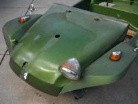 Manx 2 Moss green