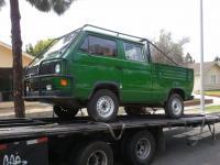 '88 Syncro 16 Jagdwagen