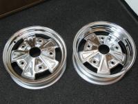 Wheel details