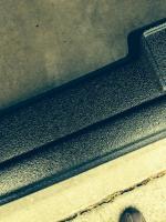 Line X in bumper 2