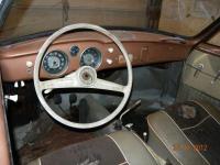 dave's '58 ghia restoration