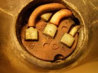 broken ignition electrical switch