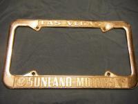 Sunland Motors Frame