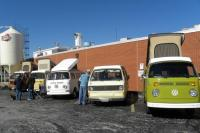 Buses at the Brewery October 2013 - Springfield, Missouri