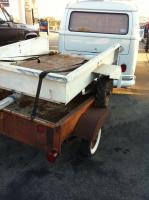 Sears Allstate trailer