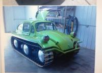 6 wheel track bug