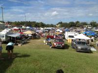 View of show area