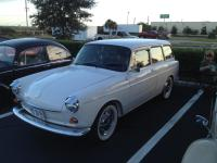 Rare Air Emerald VWs that came down from Pensacola.