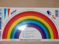 Original rainbow sticker