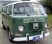 '71 Montana Bay Window Bus