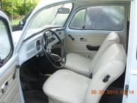 My 1969 beetle's metal dash