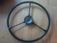 Barndoor wheel and button