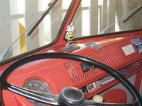 Charlie Brown likes to ride the dash... R.I.P. HBB