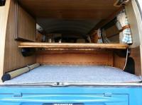 Safare' rear bed
