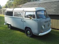 My 71 tourist delivery Westy