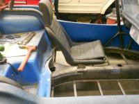 Adapting the 914 seat and track to a Buggy