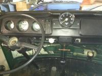 914 tach on Bay dash