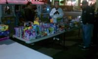 Just Cruzins  XMAS	Toy Drive  Burger town